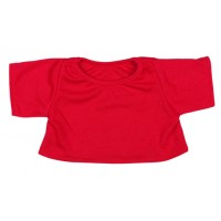 T-Shirt Rouge Vêtements 40 cm