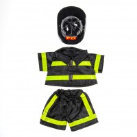 Pompier Vêtements 40 cm