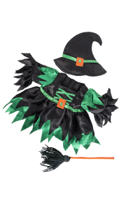 Witch Costume Clothing 40 cm