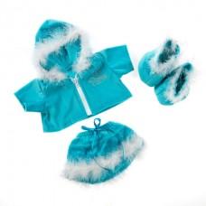 Majorette Bleue