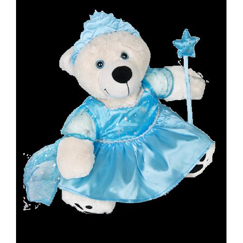Princesse des neiges bleue - Princesse des neiges ...