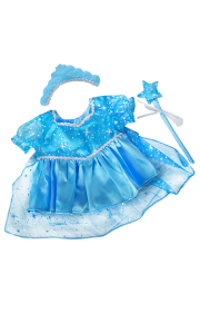 Snow Princess Dress Clothing 40 cm