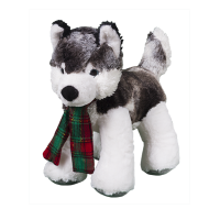Chien Husky  Foulard 40 cm Chiens & Chats