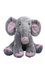 Trunks the Elephant 40 cm Jungle Animals