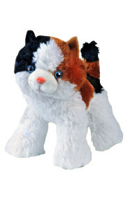 Terry Cloth Calico Kitty 40 cm Dogs & Cats