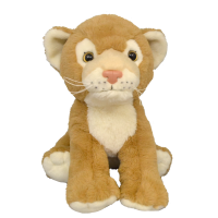 Lion Deliah 40 cm Animaux de la Jungle