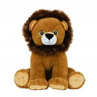 Lion Nez en Coeur  40 cm Animaux de la Jungle