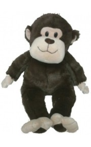 Smiley Monkey 40 cm Jungle Animals
